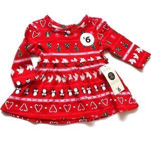 🤑 New Baby girl Winter Dress